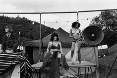 Susan Meiselas - Carnival Strippers