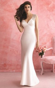 Allure 2814 by Allure Bridals Romance