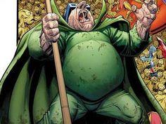Mole-Man (Fantastic Four)