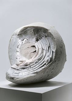 ceramic clay sculpture art 西田 潤