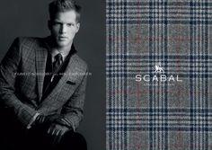 Base design firm: Scabal Autumn/Winter 2011 Campaign