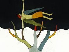 blog personale di Toni Demuro, con illustrazioni e disegni di alberi realizzati con ipad, mac e photoshop.
