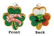 Christmas Central has a wonderful collection of Irish and Ireland themed tree ornaments for St. Patrick's Day, Christmas, & more! Christmas In Ireland, Irish Christmas, Christopher Radko, Christmas Central, Christmas Tree Ornaments, Celtic, My Style, Holiday Decor, Glass