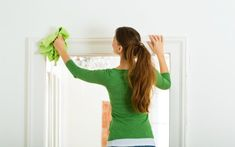 Photo about Young woman cleaning at home, she has a cleaning day and using a duster or dust cloth. Spring Cleaning List, Cleaning Day, Cleaning Hacks, Cleaning Products, Deep Cleaning Services, Cleaning Schedule Printable, Clean House Schedule, Carpet Samples, Beige Carpet