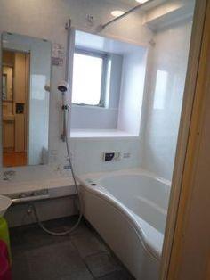 オシャレで快適な浴室になりました