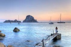 Cala D'Hort, Ibiza (España)