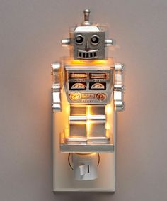 Robot Night-Light