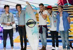 The boys with their award!