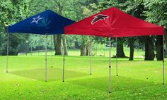Groupon - $ 129.99 for a Rawlings 9'x9' NFL Canopy Tent ($ 170 List Price). Multiple Teams Available. Free Shipping and Returns.. Groupon deal price: $129.99
