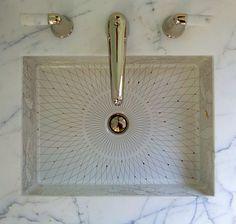 Master Bathroom Sink // San Francisco Decorator Showcase // Tineke Triggs