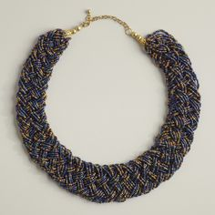 free seed bead necklace patterns | Our Local Ad Wish List Blog World Market Explorer Inspiration