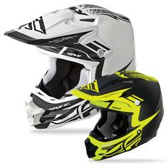 Fly Racing F2 Carbon Dubstep Off-Road MX Helmet