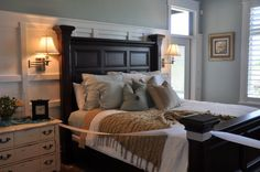 bedroom from parade of homes - Osmond Design