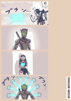 When you see death face to face. Overwatchout Series by Nedystarfish Overwatch Comic, Overwatch Memes, Overwatch Fan Art, Video Games Funny, Funny Games, Dolphin Memes, Overwatch Community, Widowmaker, Nerd Geek