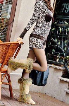 UGG® Women's Classic Tall Shearling Boots