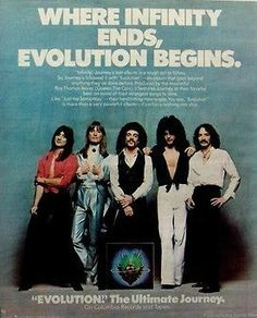 Journey Promotional Ad https://www.facebook.com/FromTheWaybackMachine