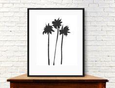 Palmbomen   ► Illustraties   Postersinhuis.nl
