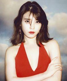 IU shows off her slim figure in red dress Daily K Pop News Korean Celebrities, Celebs, Korean Girl, Asian Girl, Apink Naeun, Sexy Poses, Dance The Night Away, Korean Outfits, Korean Actresses