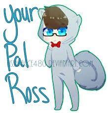 Yourpalross fan art