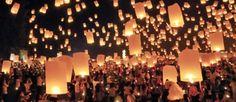 Thaimaan erikoiset juhlat ja festivaalit - Top 5