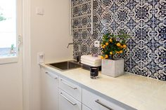 Some more tiles 31, Laundry Room, Tiles, Kitchen Cabinets, Home Decor, Room Tiles, Decoration Home, Room Decor, Wash Room