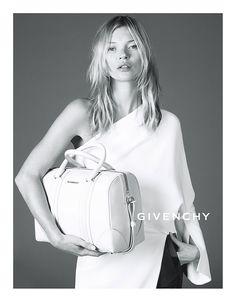 Kate Moss imagen de Givenchy