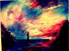 Image result for surrealist landscape paintings