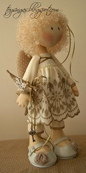 Handmade Doll |  Пташка