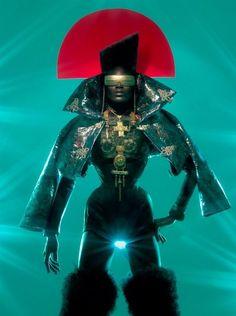 Black Women Art, Black Art, Chernobyl, Black Future, Pelo Natural, Cyberpunk Art, Cyberpunk Fashion, Retro Futuristic, Afro Art