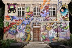 pavillon des canaux- paris- Alexone & Supaktch