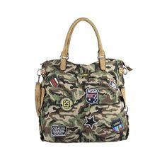Marquez vos amis afin qu'ils puissent le voir. femmes militaire Sac Sac patchs Sac à main sac de courses armée: 34,60 EUREnd Date: 18-févr.…