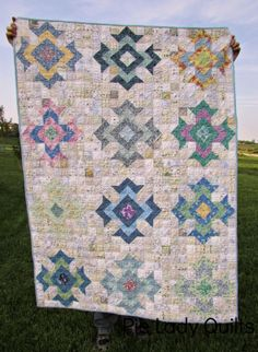1000 Images About God S Eye Quilts And Block On Pinterest