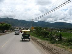 peru's transportation: this is Peru's transportation, theses are used a lot!