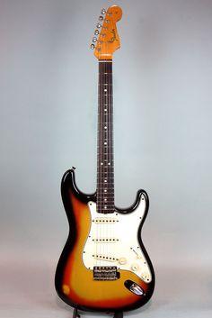 FENDER/USA[フェンダー/ユーエスエー] 1965 Stratocaster|詳細写真