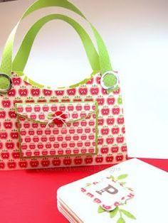 purse and card set