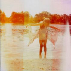 Another one from Monika Elena. I love the use of overexposure, creating a tinted, ethereal beauty.