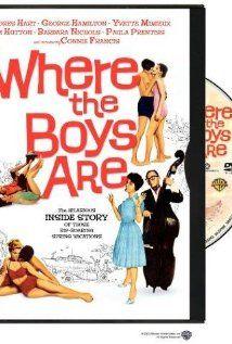 Where the Boys Are (1960) - Dolores Hart, George Hamilton, Yvette Mimieux, Jim Hutton, Paula Prentiss, Connie Francis & Frank Gorshin