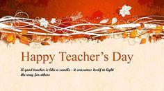 Happy Teacher's Day !!!