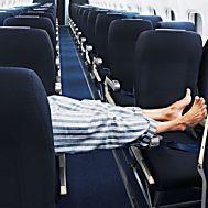 So finden Sie den besten Platz im Flugzeug