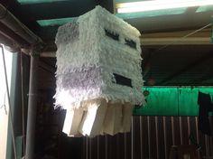 Minecraft Ghast Piñata