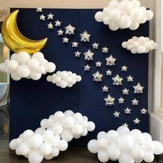 52 ideas for birthday ideas creative baby shower – Diy Decorating Baby Shower Decorations For Boys, Diy Party Decorations, Balloon Decorations, Baby Shower Themes, Birthday Decorations, Baby Boy Shower, Balloon Ideas, Shower Ideas, Gold Decorations