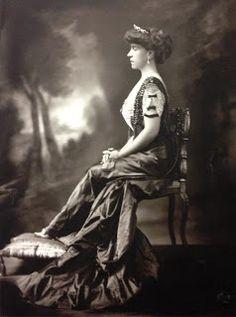 "Edith Rockefeller McCormick ~""princess of Standard Oil""."