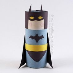 25+ Creative Crafts made from Toilet Paper Rolls   How Does She