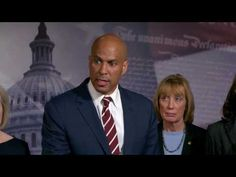 In 2 minutes, Cory Booker shows the GOP what #Resistance looks like as he defends Planned Parenthood