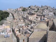 Erice, Trapani Sicilia