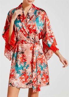 Julien Macdonald Floral Gown