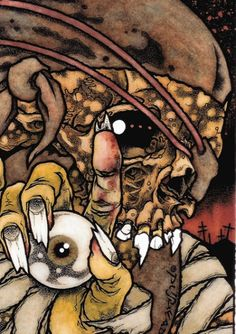 New Skull Pirate giclee for SDCC 2011 After the big freakout of Pushead taking SDCC 2010 off…. Graphic Design Illustration, Illustration Art, Horror Pictures, Lowbrow Art, Pretty Art, Best Artist, Beautiful Paintings, Art Music, Dark Art