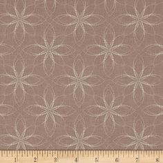 Penny Rose Romancing the Past Lace Tan from @fabricdotcom  Designed by Sue Daley for Penny Rose Fabrics, this cotton print is perfect for quilting, apparel and home decor accents.  Colors include tan and very light peach.