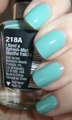 Love this polish. I have it ;)