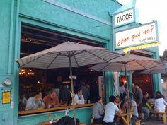 Por que No? One of the most unique, amazing Mexican Food Restaurants in Portland, Oregon